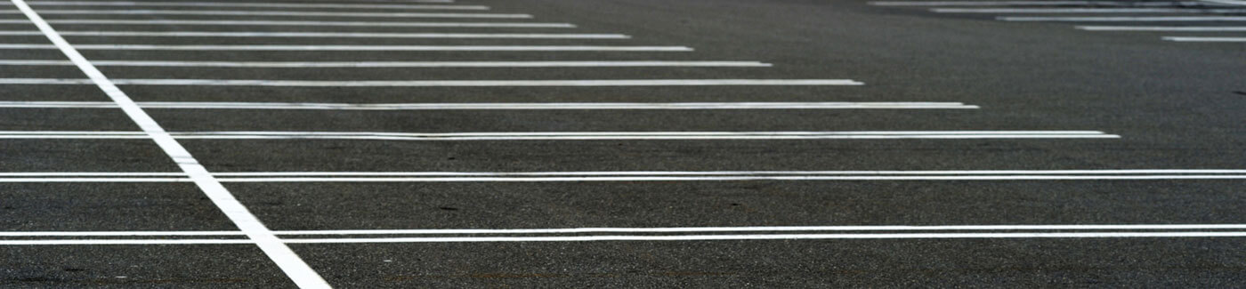Asphalt Parking Lot Stripes